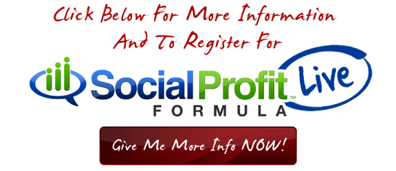 Register for Social Profit Live!