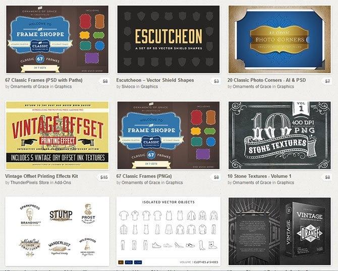 Creative Market Sale Details