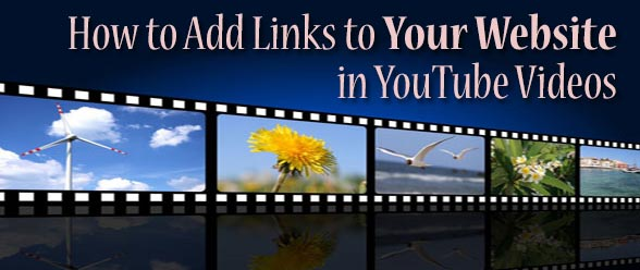 How To Add Links To Your Website In YouTube Videos