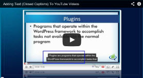How And Why To Add Text Subtitles (Closed Captioning) To YouTube Videos278w