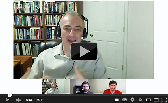 How to use Google Hangout Broadcasts Video