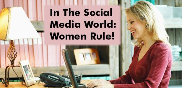 Men vs Women in Social Media