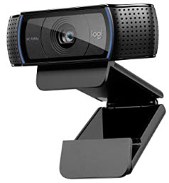 Logitechc920Webcam