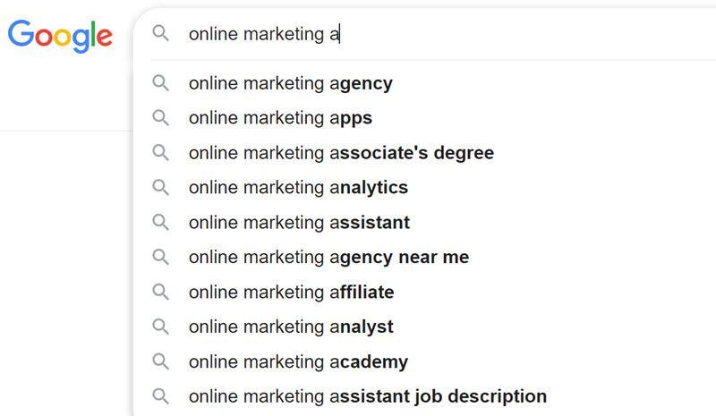 Endless Content Ideas Online Marketing A