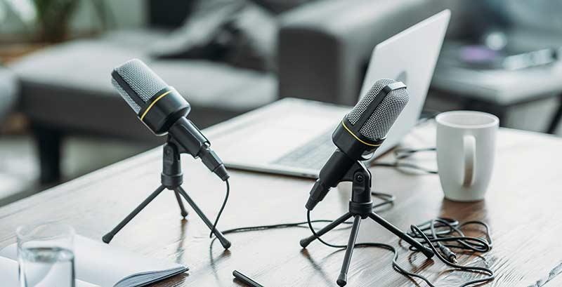 Podcasting Guest Setup
