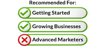 Recommended for Getting Started and Growing Businesses