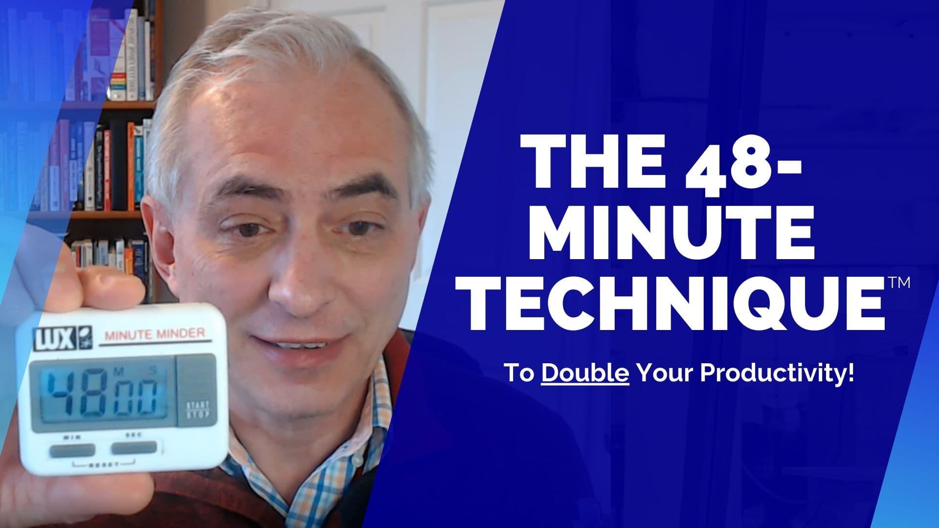 The48MinuteTechnique Video Still