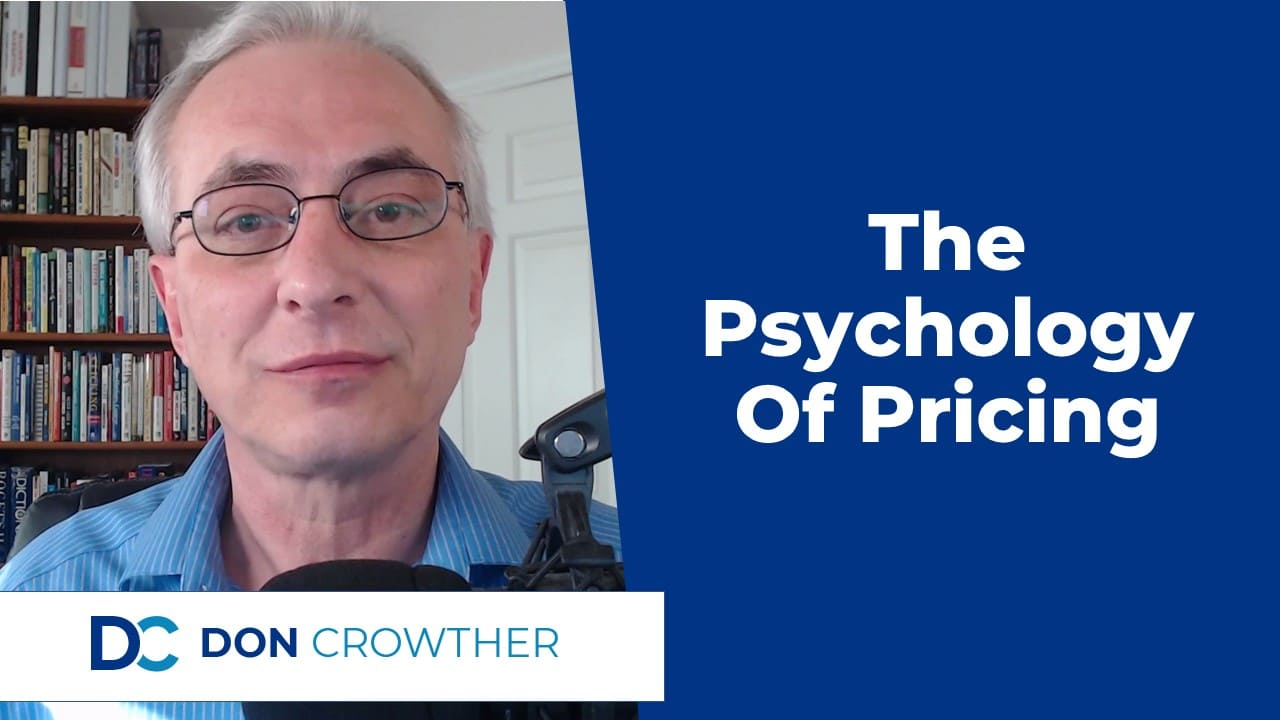 The Psychology Of Pricing