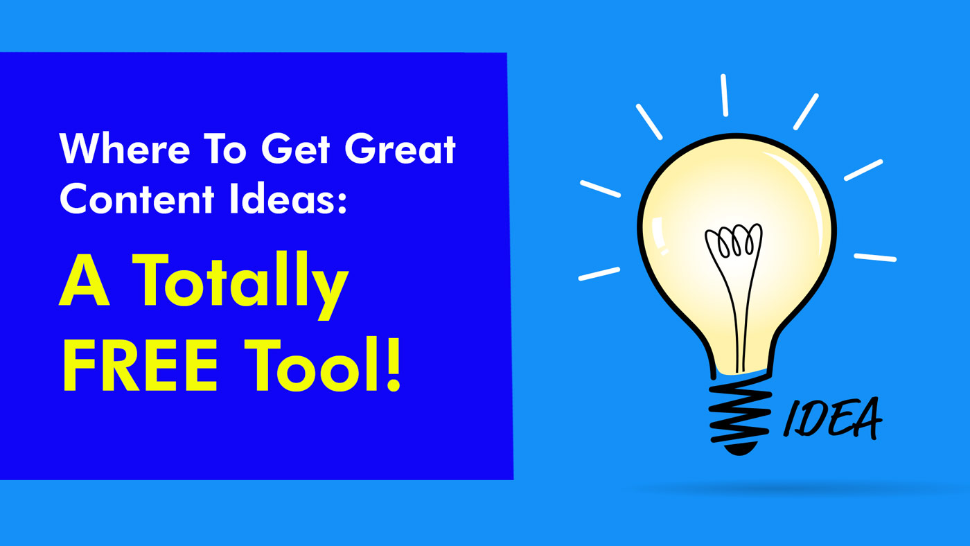 Where to get great content ideas