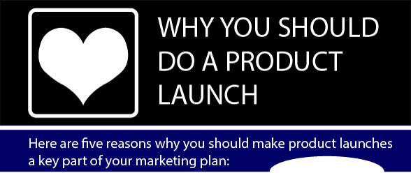 Why should do a product launch