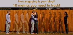 blog engagement metrics
